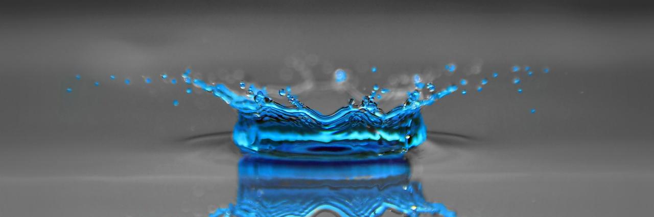 EMDR-Coaching - Wassertropfen